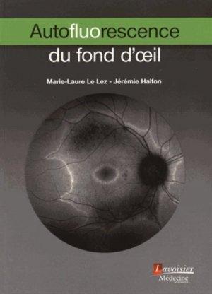 Autofluorescence du fond d'oeil-lavoisier msp-9782257206404