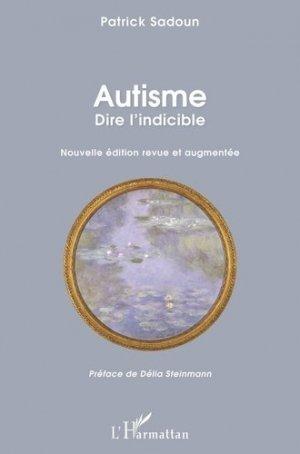 Autisme : dire l'indicible-l'harmattan-9782343167176