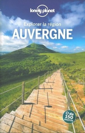 Auvergne-Lonely Planet-9782816177220