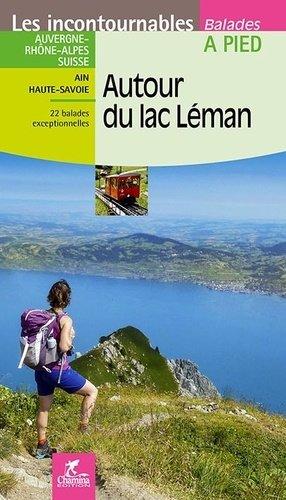 Autour du lac Léman-Chamina-9782844664747
