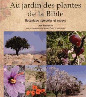 Au jardin des plantes de la Bible-institut pour le developpement forestier-9782916525068