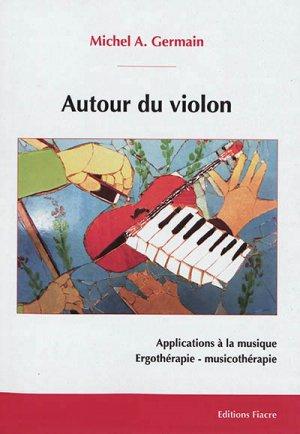 Autour du violon - fiacre - 9782917231739