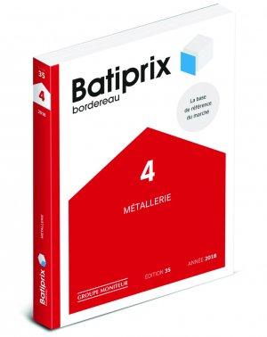Batiprix 2018 Volume 4-groupe moniteur-9782281141764