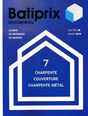 Batiprix 2019 Volume 7-groupe moniteur-9782281142358
