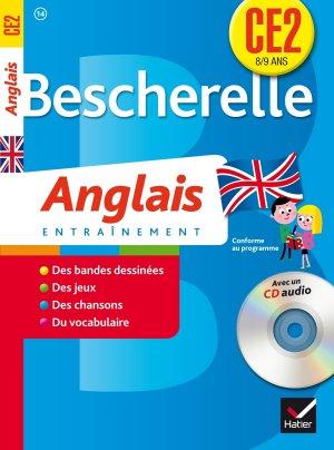 Bescherelle Anglais CE2-hatier-9782218964718