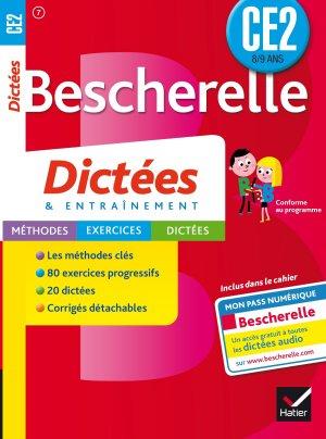 Bescherelle Dictées CE2 - hatier - 9782218978821
