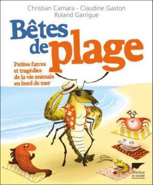 Bêtes de plage - delachaux et niestle - 9782603020197