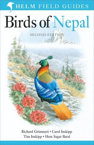 Birds of Nepal - christopher helm - 9781472905710