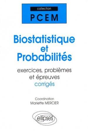 Biostatistique et probabilités-ellipses-9782729856458
