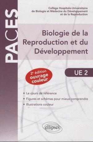 Biologie de la Reproduction et du développement UE2 - ellipses - 9782729885342