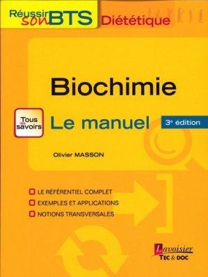 Biochimie-lavoisier / tec et doc-9782743014568