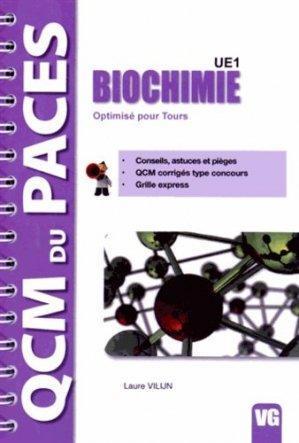 Biochimie UE1 - vernazobres grego - 9782818313398