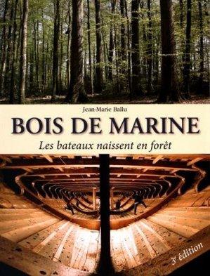 Bois de marine-institut pour le developpement forestier-9782916525259