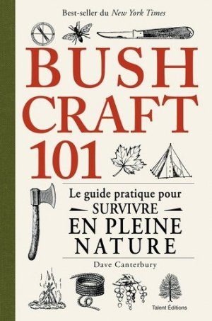 Bushcraft 101-talent sport-9782378150662