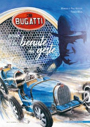 Bugatti pour la beaute du geste-du signe-9782746836822