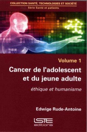 Cancer de l'adolescent et du jeune adulte-iste-9781784053338