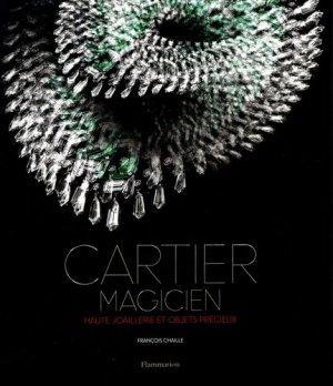 Cartier magicien-flammarion-9782081391437