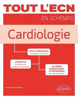 Cardiologie - ellipses - 9782340025516