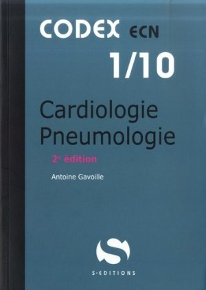 Cardiologie pneumologie - s editions - 9782356402042