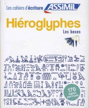 Hiéroglyphes - Les bases-assimil-9782700508031