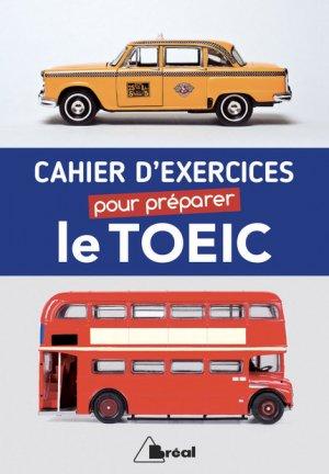 Cahier d'exercices pour préparer le TOEIC-breal-9782749537672