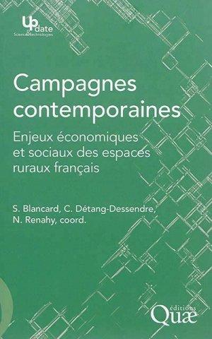 Campagnes contemporaines-quae-9782759225156