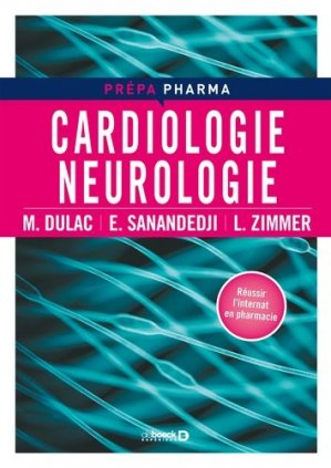 Cardiologie Neurologie-de boeck superieur-9782807320611