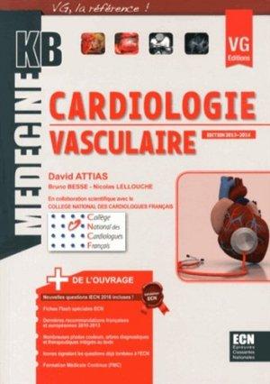 Cardiologie vasculaire - vernazobres grego - 9782818309384