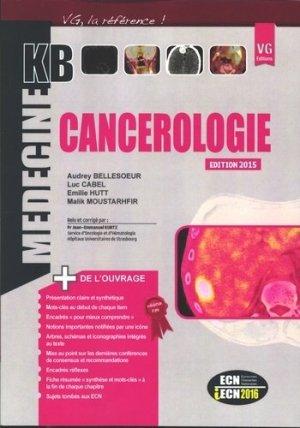 Cancérologie-vernazobres grego-9782818312551