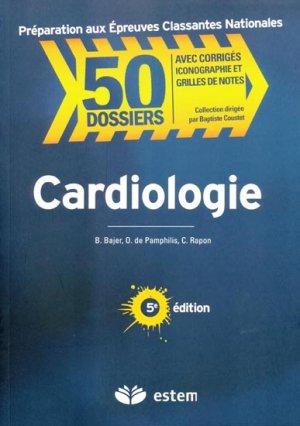 Cardiologie - estem - 9782843714177