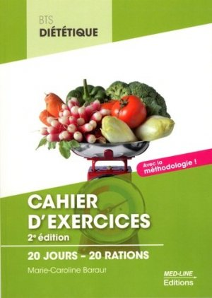 Cahier d'exercices-med-line-9782846781701