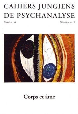 Cahiers jungiens de psychanalyse  n 148 - decembre 2018-cahiers jungiens de psychanalyse-9782915781380