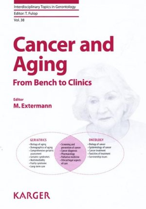 Cancer and Aging-karger -9783318023060