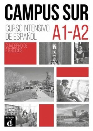 Campus Sur A1-A2-maison des langues-9788417249908