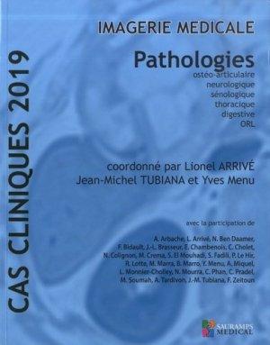 Cas cliniques 2019 Imagerie médicale-sauramps medical-9791030301939