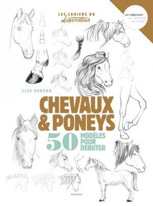 Chevaux et poneys-Mango-9782317020247