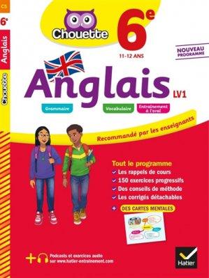 Anglais 6e LV1-hatier-9782401051218