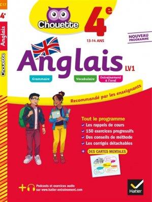 Anglais 4e LV1-hatier-9782401051232