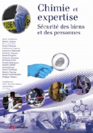 Chimie et expertise - edp sciences - 9782759816552