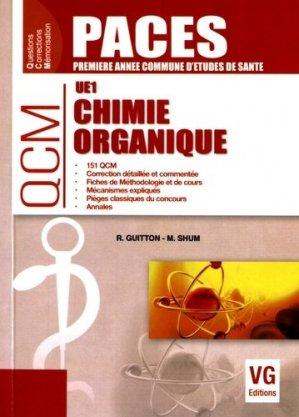 Chimie organique-vernazobres grego-9782818315057