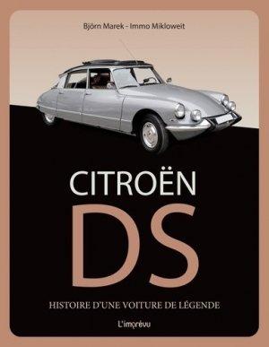 Citroën Ds-de l'imprevu-9791029508189