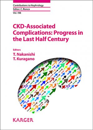 CKD-Associated Complications: Progress in the Last Half Century-karger -9783318064230