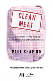 Clean meat-lucpire-9782875421807