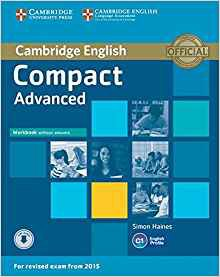 Compact Advanced - Workbook without Answers with Audio - cambridge - 9781107417823