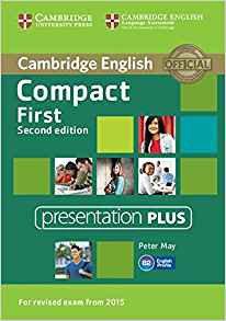 Compact First : Presentation Plus DVD-ROM - cambridge - 9781107428614