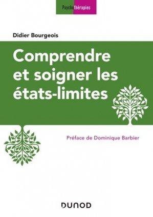 Comprendre et soigner les états-limites - dunod - 9782100788392