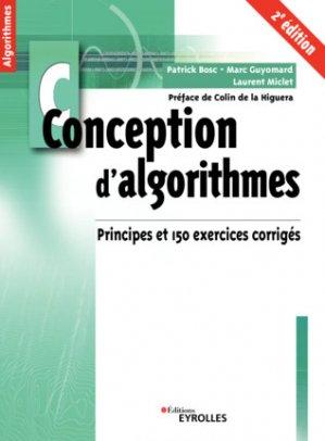Conception d'algorithmes-eyrolles-9782212677287