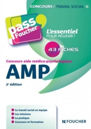 Concours  AMP - foucher - 9782216124961