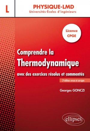 Comprendre la thermodynamique-ellipses-9782340022850