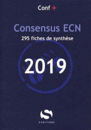 Consensus ECN 2019-s editions-9782356401861